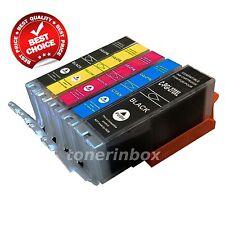 5 Pk New PGI270XL CLI271XL Ink Cartridge For Canon PIXMA MG6820 MG6821 MG6822