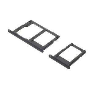 Carte Sim.Details About For Samsung Galaxy J3 2017 Drawer Sim Card Sim2 Sd Card Tray Holder Black Show Original Title