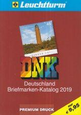 DNK / Leuchtturm Deutschland Briefmarken-Katalog 2019