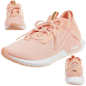 03 Femmes Puma 192361 Chaussure Course Rose De Fitness Rogue Baskets 7wxzP4wTq