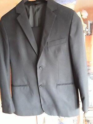 Schöner Anzug Von Junior Gr 146 Für Festliche Anlässe Einmal Angehabt Durchsichtig In Sicht