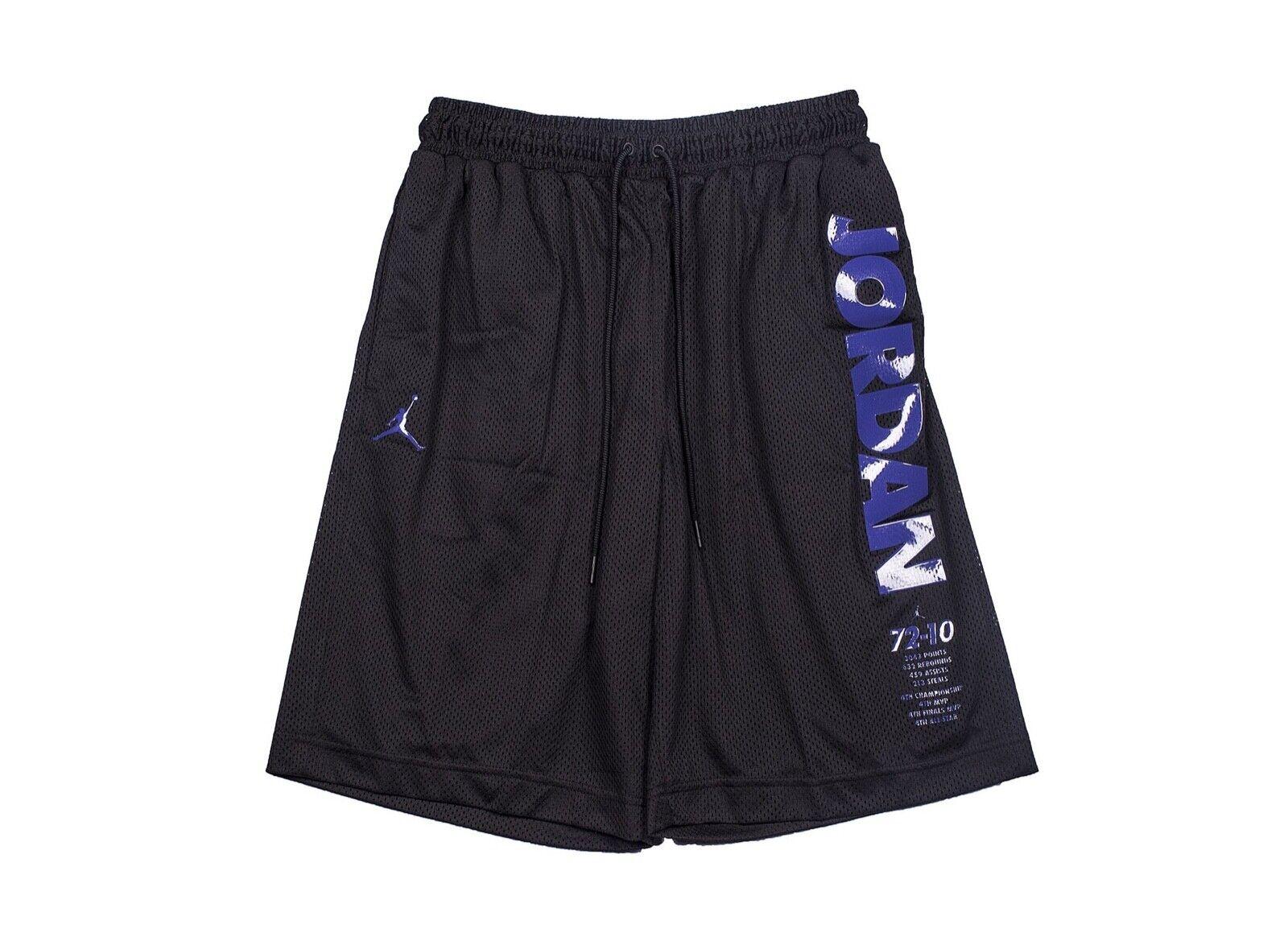 Men's Air Jordan Sports Wear AJ 11 Basketball Shorts Light Weight BQ0199 010