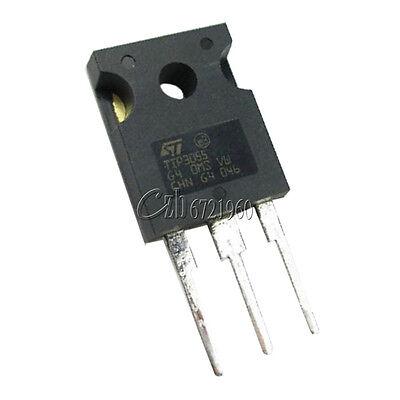 5PCS TIP3055 TIP 3055 Transistor NPN 60V 15A TO-3P