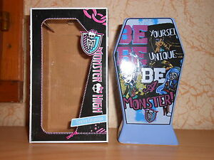 Tirelire Céramique Monster High Cercueil 18 Cm Bleu (4) - Neuve Promouvoir La Production De Fluide Corporel Et De Salive