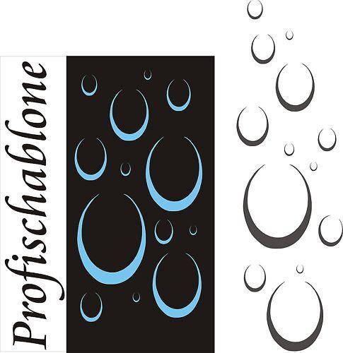 Galería de símbolos decoración galería de símbolos pared galería de símbolos pintor galería de símbolos decoración gotas gotas de agua