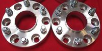 6 Lug Chevy Gmc Truck Tahoe 2.5 Inch Wheel Spacers