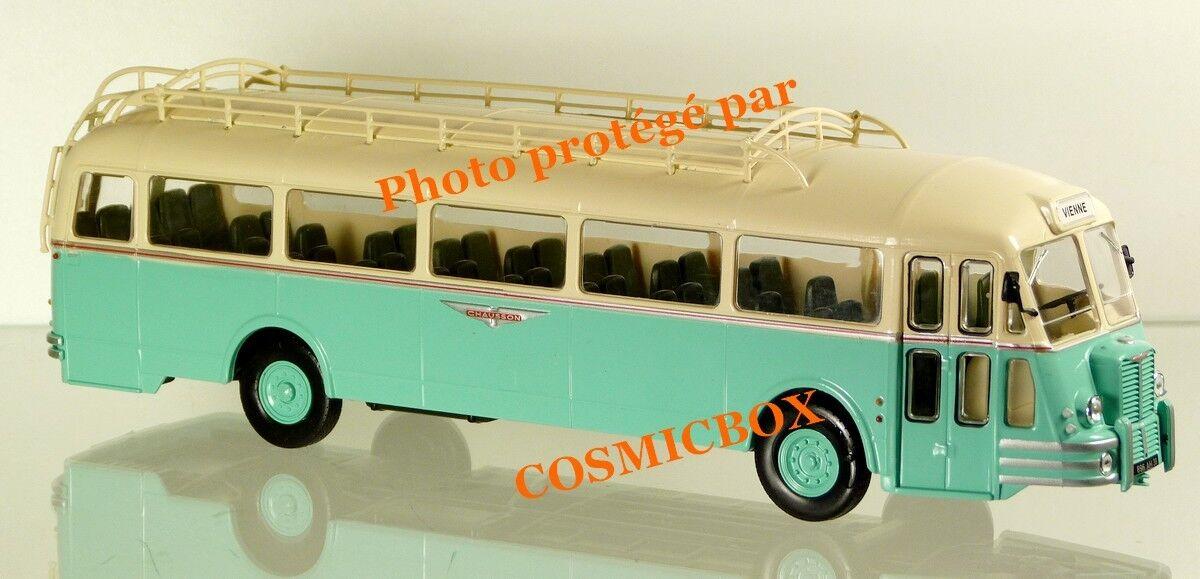 Autocar le CHAUSON APH nez de cochon bus 23cm autobus liaisons internationales