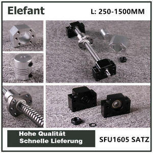 Loslager BF12  Kugelumlaufspindel 1605 1610 Festlager BK12 Lagereinheit
