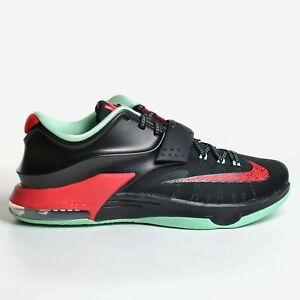 Image is loading Nike-KD-7-EP-Bad-Apple-Black-Action-