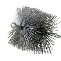 23124 Worcester Master Sweep Square 10 Brush For Chimney Cleaning