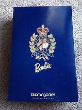 Mattel 1996 ~ RALPH LAUREN Bloomingdales Limited Edition Barbie Doll NIB