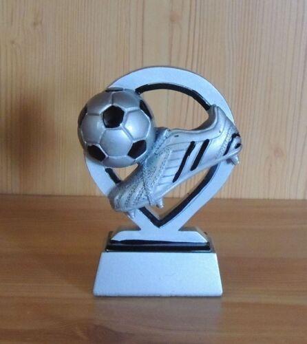 10 Football personnages trophées Resin 12,5 cm #fb25 (tournoi jeunesse Coupe médailles)