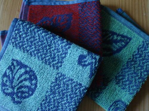 3 Seifenlappen oder Seifhandschuhe aus 100/% Baumwolle sehr weiches Material