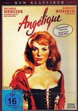 DVD NEU/OVP - Angelique - Michele Mercier & Robert Hossein