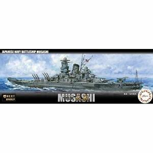 FUJIMI-SHIP-NEXT-No-2-NX-2-IJN-Battleship-Musashi-1-700-Kit-w-Tracking-NEW