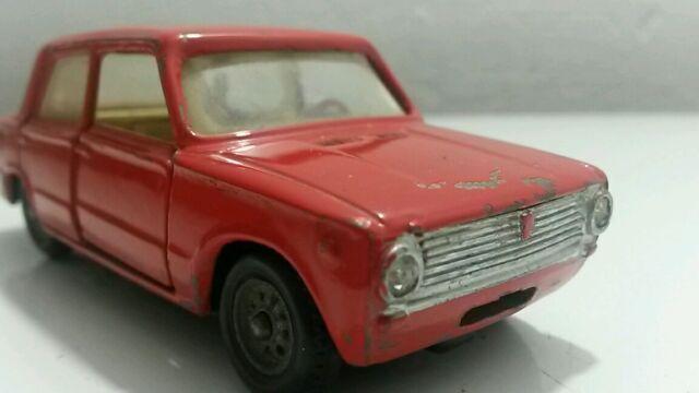 trucks mercury Vintage toy