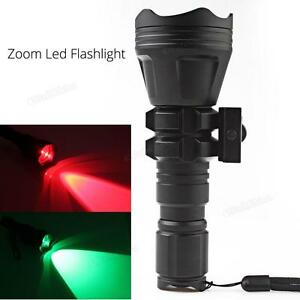Image Is Loading B158 CREE R5 Convex Len LED Torch Light