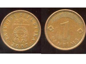 LETTONIE-1-santims-2007-bis
