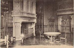 CPA CUBRY Chateau de Bournel - Interieur de la Salle a Manger (1115572)