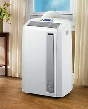 De'Longhi 13,000 BTU Portable 4-in-1 Air Conditioner with Heat Pump PACAN130HPES