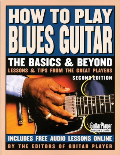 --How To Play Blues Guitar (US IMPORT) BOOK NEU