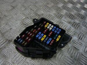 skoda octavia vrs 1 8t 20v 2002 dash board fuse box 8d2941824 ebay rh ebay co uk skoda octavia 2002 fuse box