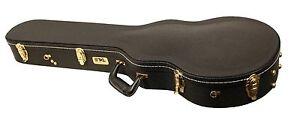 NEW-TKL-9125-Elite-Arch-Top-Arch-Back-Single-Cutaway-LP-Style-Guitar-Case