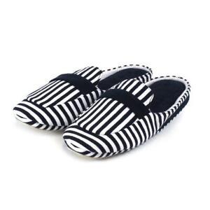 c3c25025b9fc Isotoner Ladies Stripe Moc Sliders