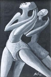 Bem Enwonwu : Africa Now : 1947 : Archival Quality Art Print