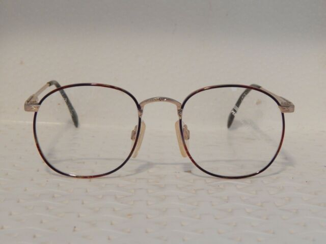 918d765880 College by NEOSTYLE Personality Design 02-787 Vintage 80s Women Eyeglasses  (JN38