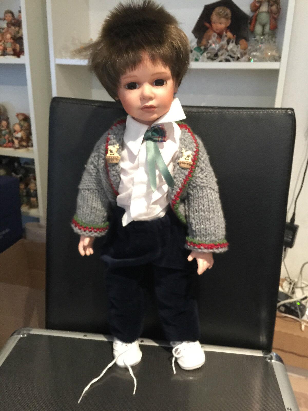 Rose Marie Kunz muñeca articular muñeca 50 cm (((buen estado)))