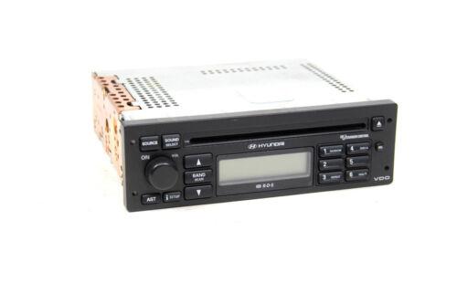 CD autoradio Hyundai Coupe Getz santa fe tucson sonata a2c53090191 79dc 632//97