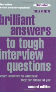 Very-Good-0273704877-Paperback-Brilliant-Answers-to-Tough-Interview-Questions-S
