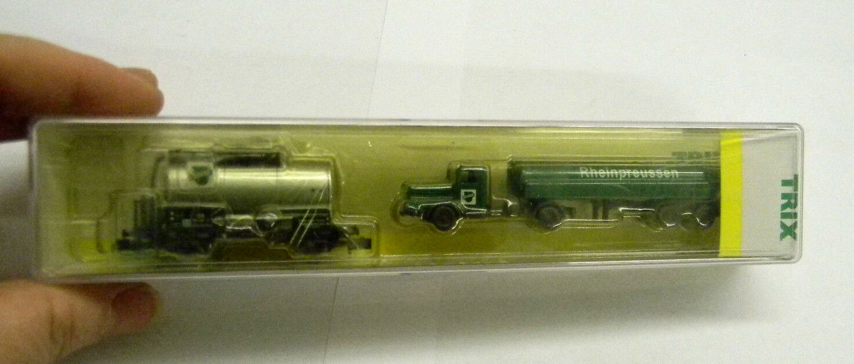 15171 Minitrix N autoro Caldaia Caldaia Caldaia Set rheinpreussen OVP merce nuova traccia N 1 160 ferrovia a2644c