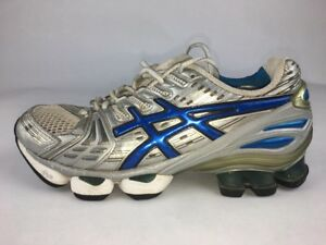 chaussures de séparation 29072 0db47 Details about ASICS GEL KINSEI 2 TN799 Sz 7.5 EURO SIZE 39 Pink Silver  Atheltic SNEAKERS j609
