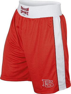 Audace Paffen Sport. Contest Boxer Pantaloni. Rosso. Xs-xxl. Amatoriale Box. Training. Lotta. Bunkerboxesusa- Ultima Moda