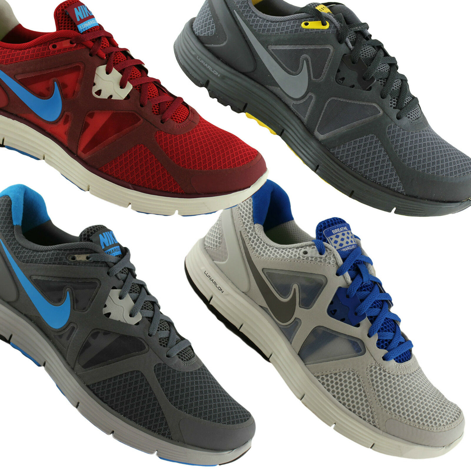 NIKE LUNARGLIDE+ 3 homme chaussures/courirNERS/SNEAKERS/TRAINERS ON EBAY AUSTRALIA