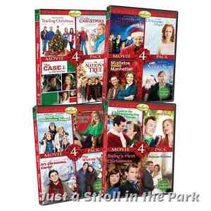 hallmark holiday collection complete 16 christmas movie