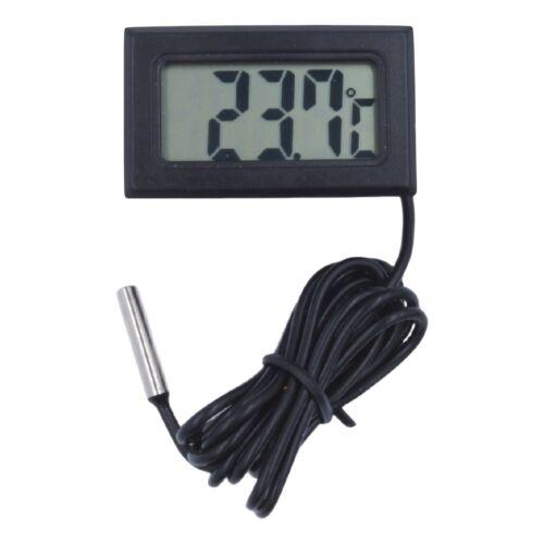 50+110 ° C Affichage de la température couteau 1-10 m long Thermomètre Digital LCD