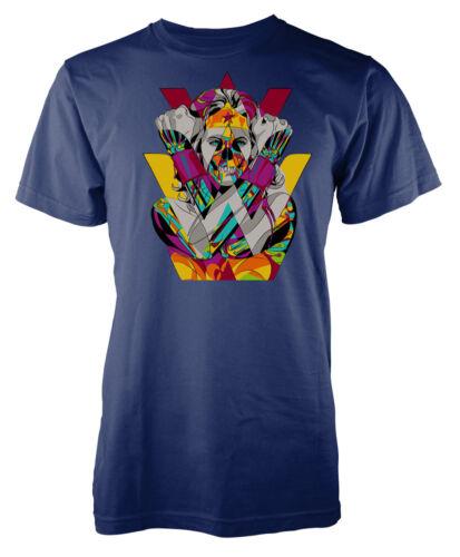 Wonder Woman Colour Mosaic Skull Kids T Shirt