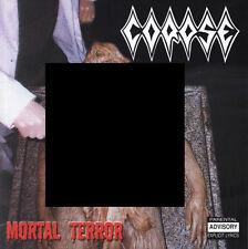CORPSE - Mortal Terror CD (Brutallica, 2002) *rare OOP* Russian Death Metal