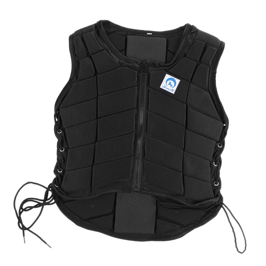 Horse Riding Safety Body Predector Equestrian EVA Predective Vest for Kid Adults