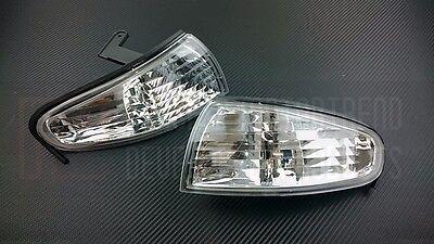 Phase 2 Front Headlight Corner Lamp For Nissan S14 240SX Silvia Zenki