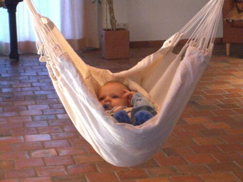 Yayita Babyhängematte Bio Baumwolle La Siesta