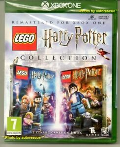 LEGO-HARRY-POTTER-COLLECTION-034-NUOVO-amp-Sealed-039-XBOX-ONE-1