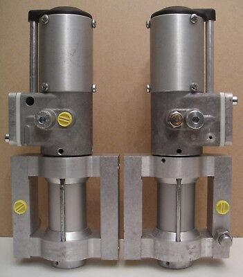 1 Stck. Böllhoff Kolbenpumpe Medienpumpe Lösemittel Waschtisch Druckluftbetrieb Fein Verarbeitet