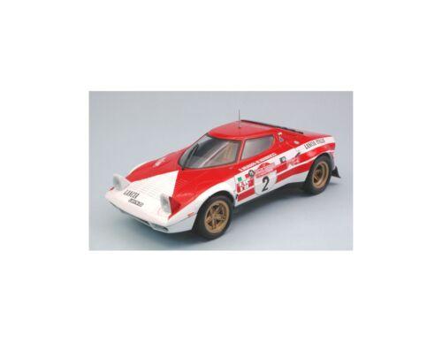 Triple 9 T9-1800175 LANCIA STRATOS N.2 WINNER SANREMO RALLY 1974 S.MUNARI-M.MANN