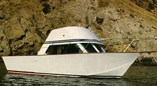 1/8 Scale Glen-L Sport Fisherman Boat Ship Plans, Templates, Instructions