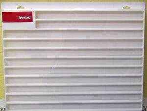Herpa-029223-PKW-Schaukasten-weiss-57cm-x-45cm-x-3-5cm-Scale-1-87-NEU-OVP