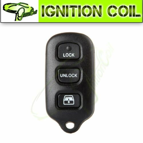 New Replacement Keyless Entry Remote Key Fob for 2001-2008 Toyota Sequoia